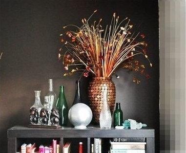 Décoration vase DIY