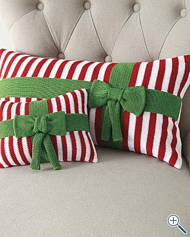 Décoration coussins Noël