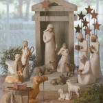 Décoration nativité