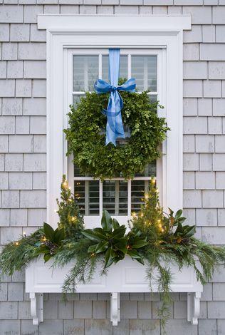 et si vous décoriez vos fenêtres pour noël ? - floriane lemarié