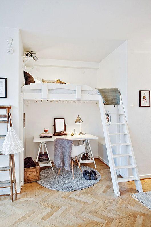 Aménager une petite chambre