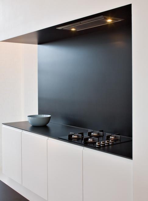Projecteur sur des cuisines contemporaines et pur es for Les cuisine moderne 2015
