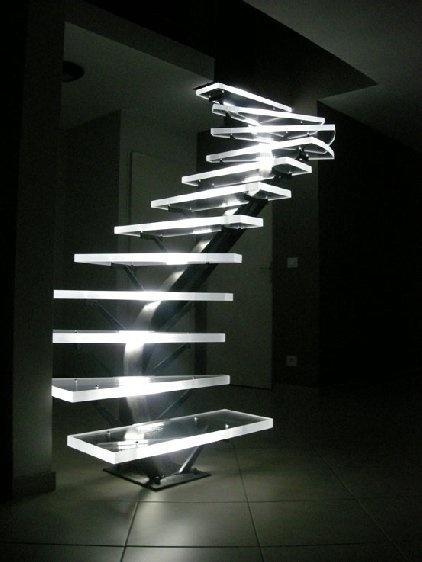 Des Escaliers Qui En Jettent Floriane Lemarie