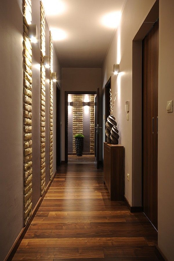 How to light a corridor? - Trendy Home Decorations