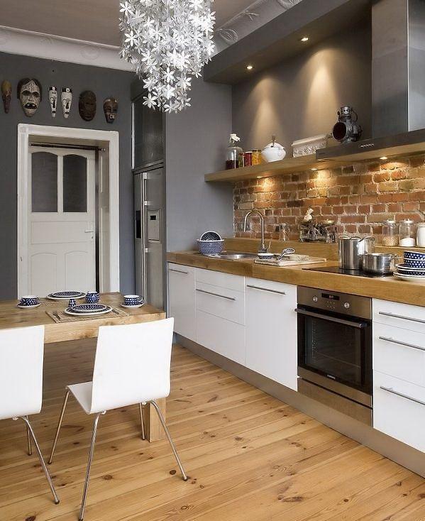 comment bien clairer la cuisine floriane lemari. Black Bedroom Furniture Sets. Home Design Ideas