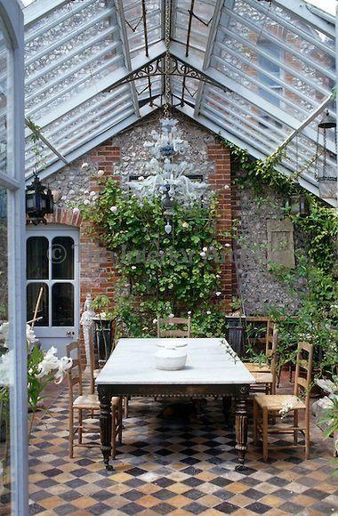 Des jardins d\'hiver pour changer d\'atmosphère - Floriane Lemarié