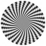 Décoration effet d'optique