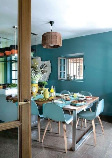 Le Bleu Turquoise Lumineux Et Paradisiaque Floriane Lemarie