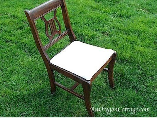 fed0e4f2fb856 DIY   deux chaises transformées en banc - Floriane Lemarié