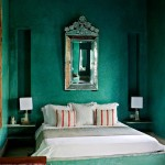 Décoration turquoise