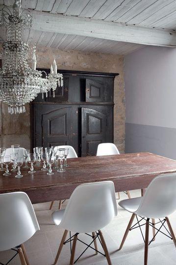 m langer les styles en d coration floriane lemari. Black Bedroom Furniture Sets. Home Design Ideas