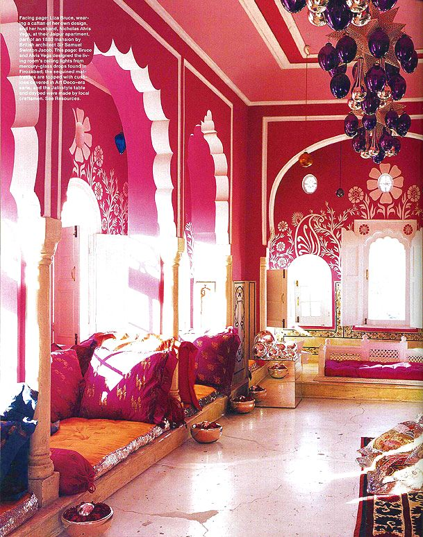 Décoration indienne