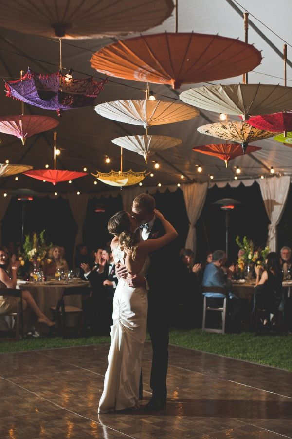 Décoration parasol