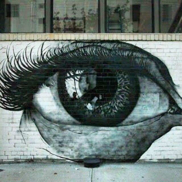 Regards sur les murs floriane lemari for Decoration yeux
