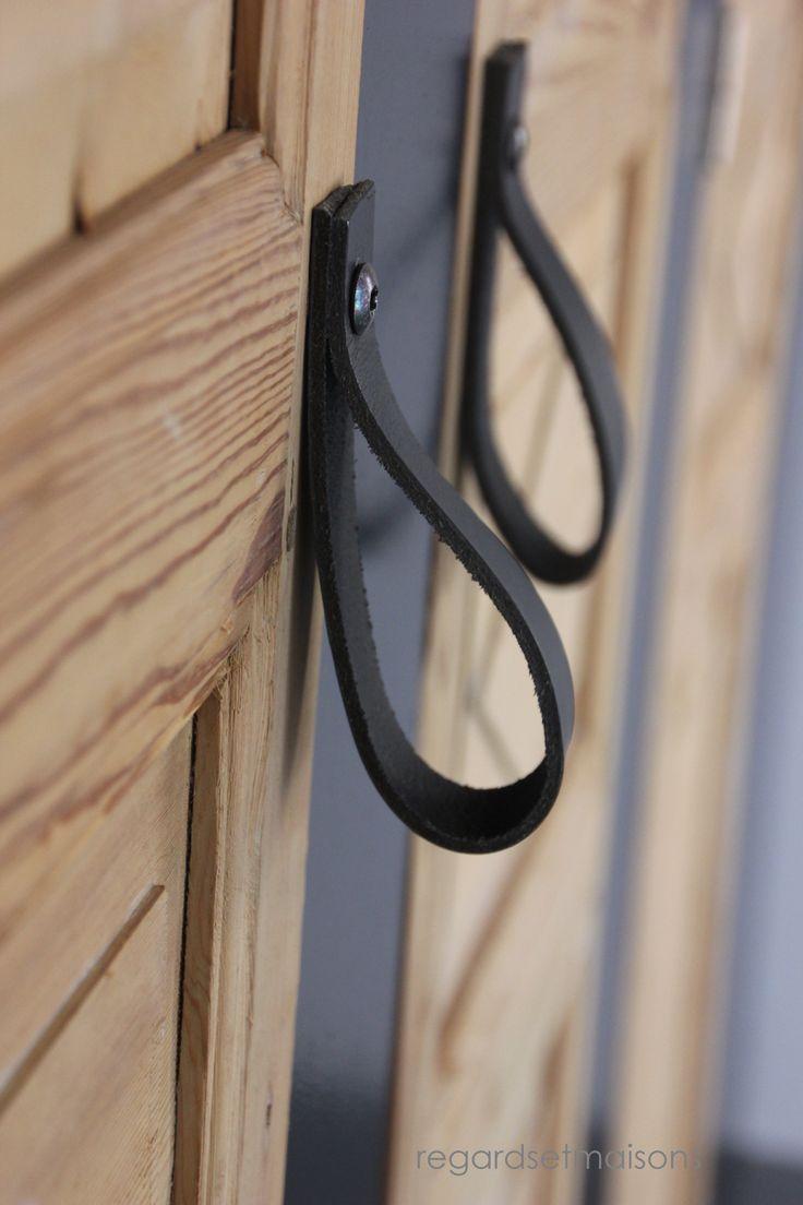 Des poign es de porte originales floriane lemari for Decoration originales porte
