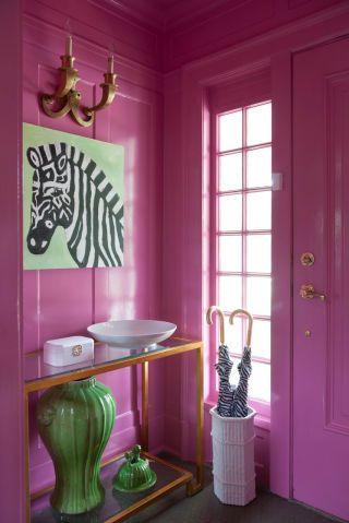 Voir la vie en rose dans la salle de bain ! - Floriane Lemarié