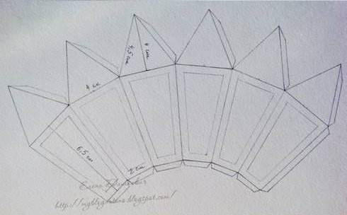 DIY lanterne en papier