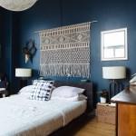 Décoration chambre bleue