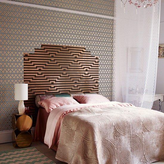 Décoration chambre moderne