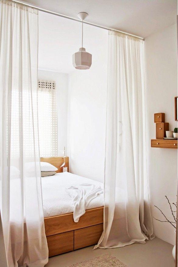 Décoration petite chambre