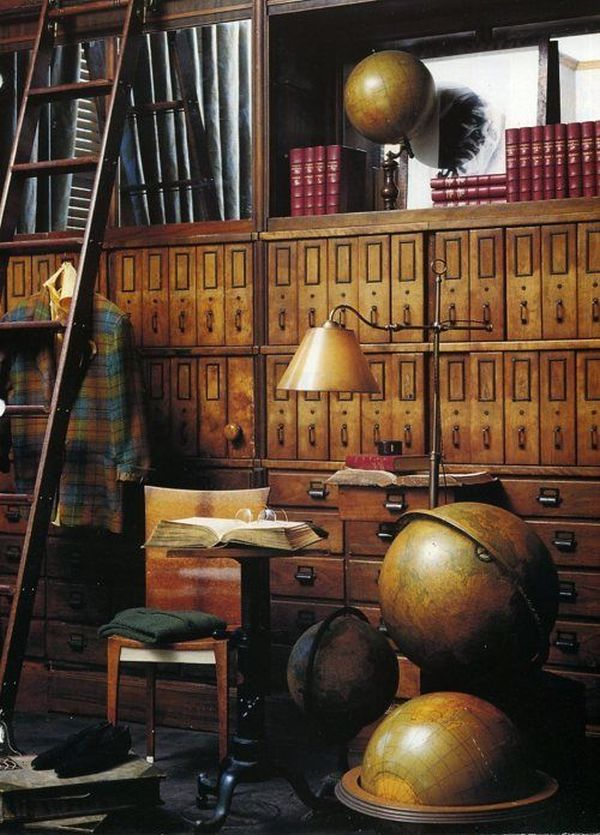 tendance steampunk dans la d co floriane lemari. Black Bedroom Furniture Sets. Home Design Ideas