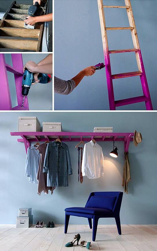 Décoration dressing DIY