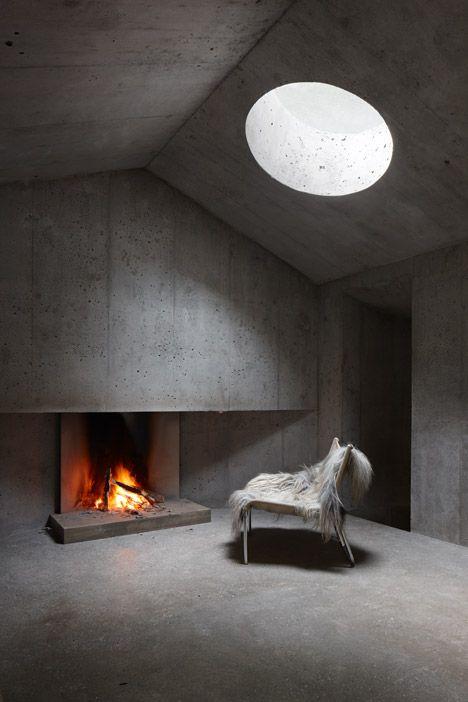 Décoration cheminée