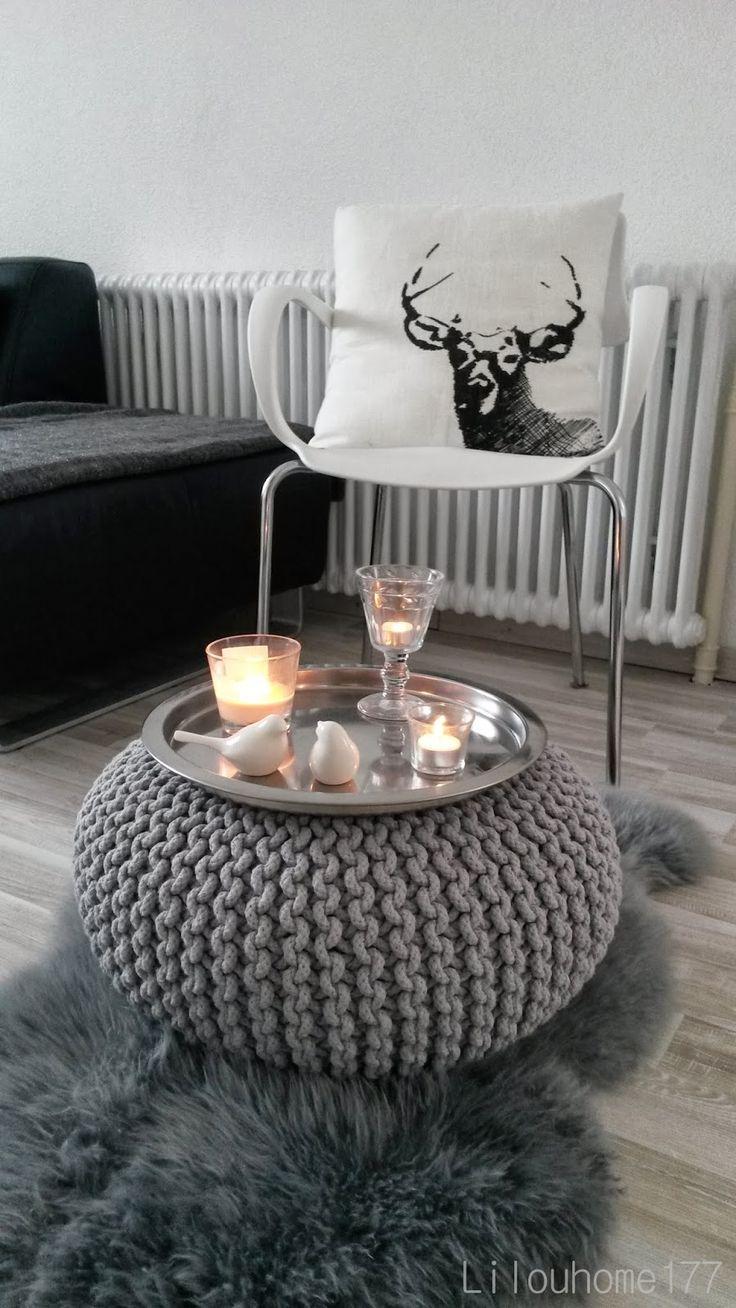 de la peau de mouton pour r chauffer les int rieurs. Black Bedroom Furniture Sets. Home Design Ideas