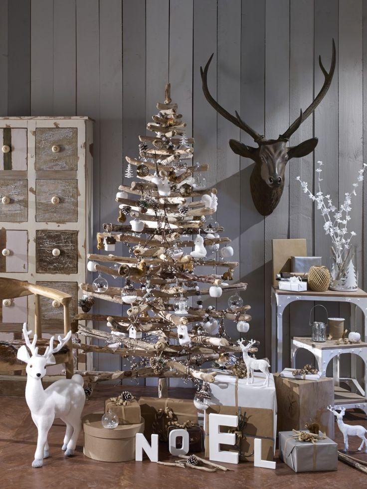 Inspirations scandinaves pour no l floriane lemari for Noel scandinave decoration