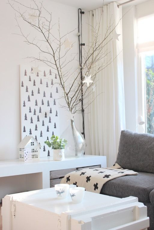 inspirations scandinaves pour no l floriane lemari. Black Bedroom Furniture Sets. Home Design Ideas