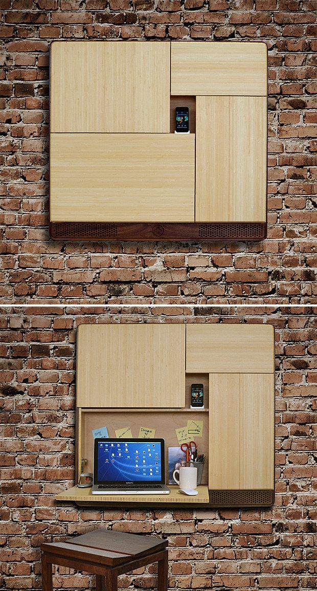 Coup de c ur un meuble mural multi fonctions floriane for Un meuble mural