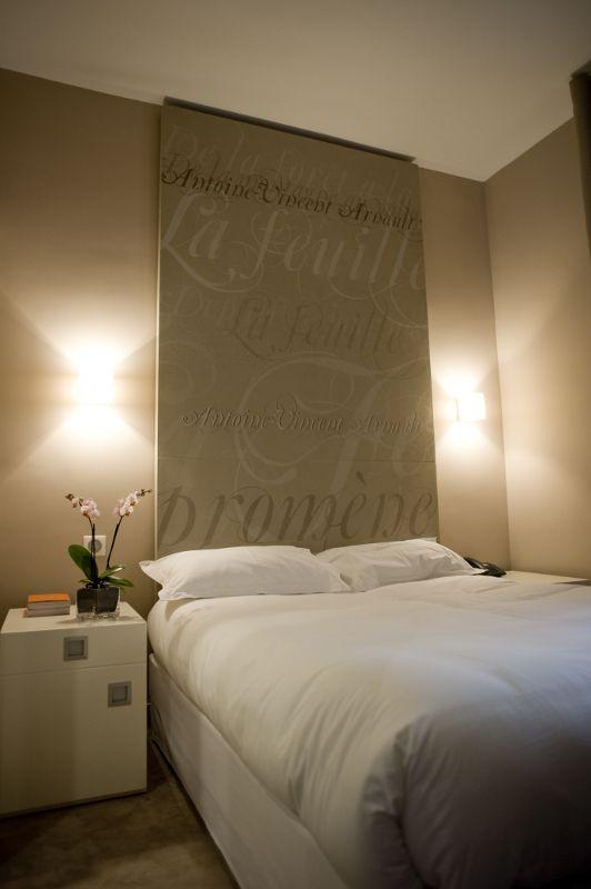 Inspirez vous des t tes de lit d 39 h tels floriane lemari - Tete de lit hotel ...