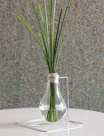 Décoration DIY vase ampoule