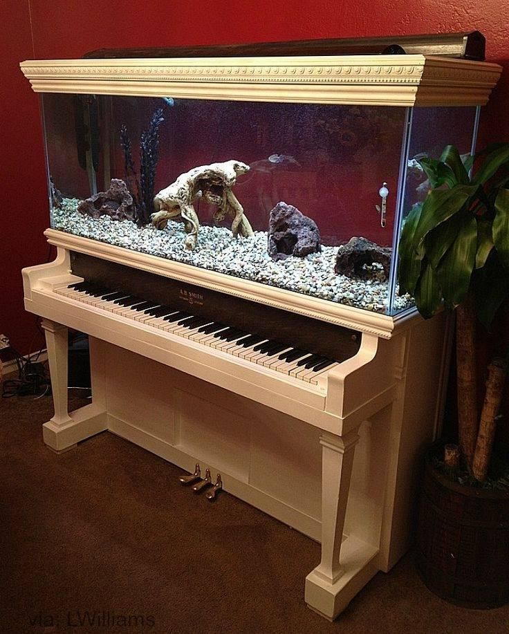 Décoration piano