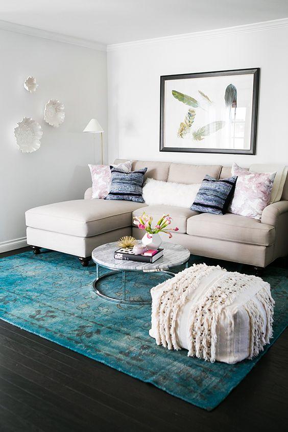 Décoration tapis