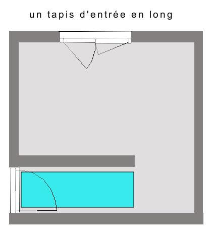 comment installer un tapis floriane lemari. Black Bedroom Furniture Sets. Home Design Ideas