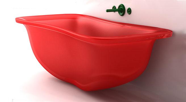 Design baignoire