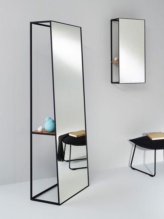 Décoration design miroir