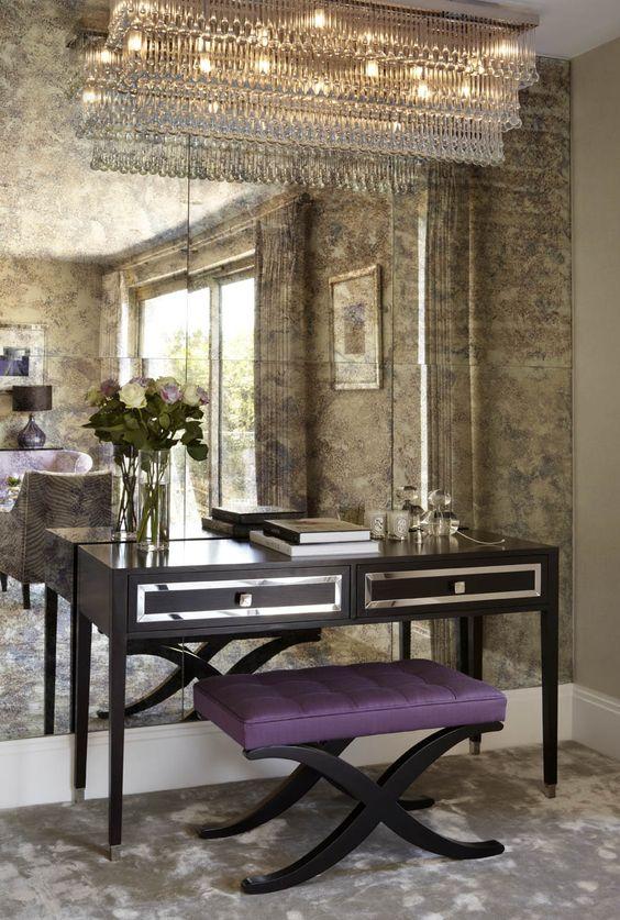 Décoration miroirs