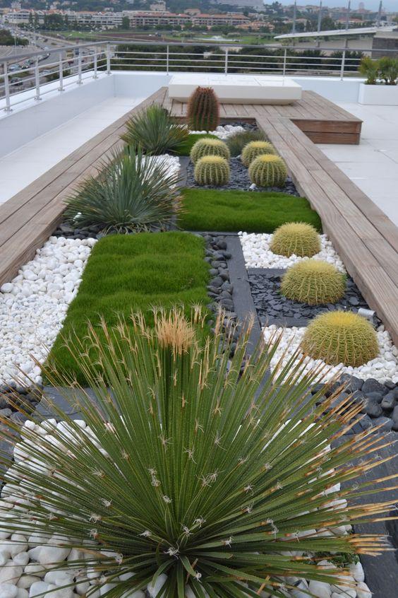 Le galet d coratif envahit les jardins floriane lemari - Galet decoratif exterieur ...