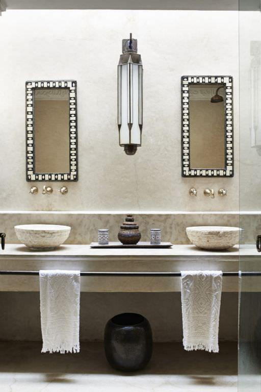 Des salles de bain au style oriental - Floriane Lemarié