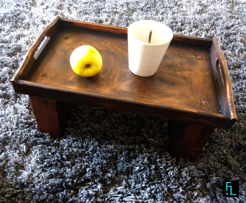Table basse DIY Floriane Lemarié