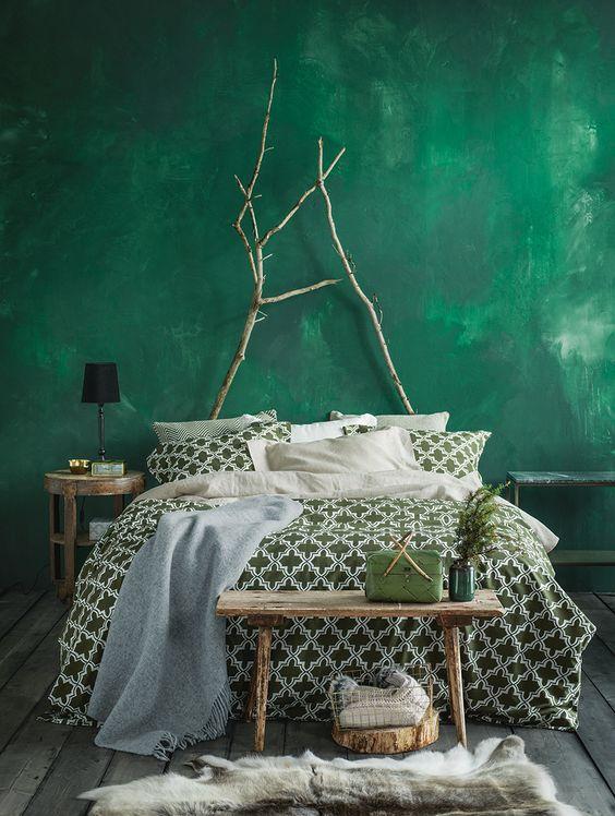 Osez Le Vert Emeraude Dans Votre Interieur Floriane Lemarie