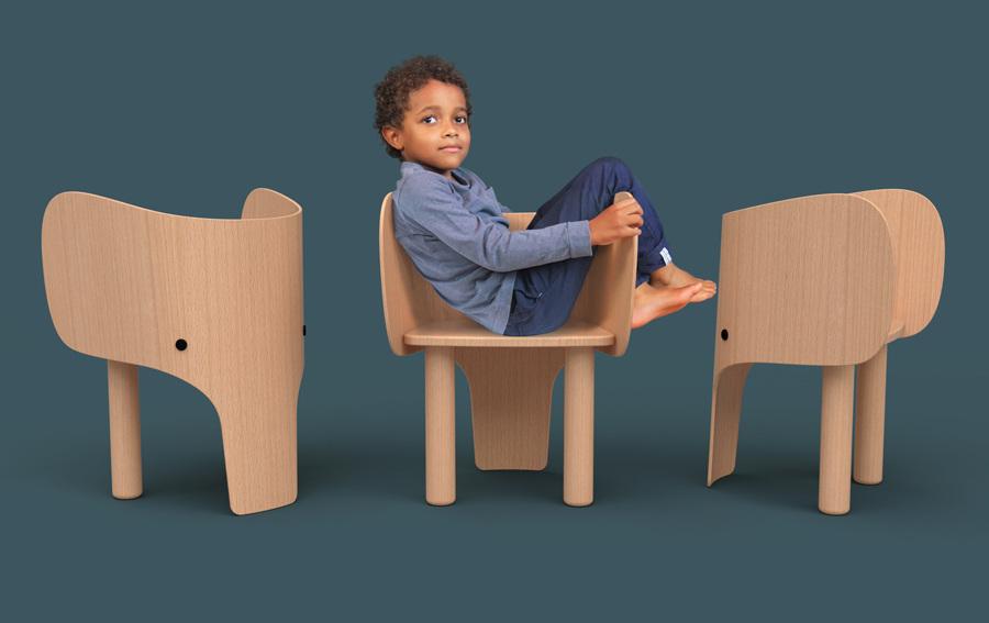 Design mobilier enfant