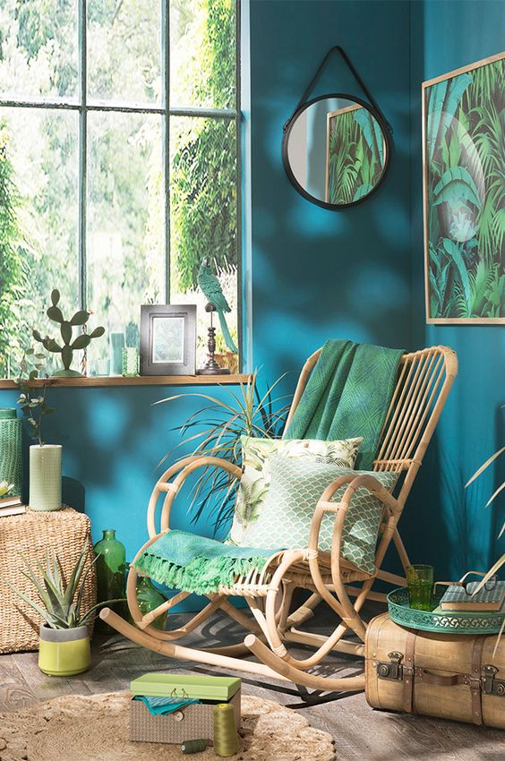 Le style tropical ou la tendance jungle urbaine floriane for Maison du monde arredo bagno