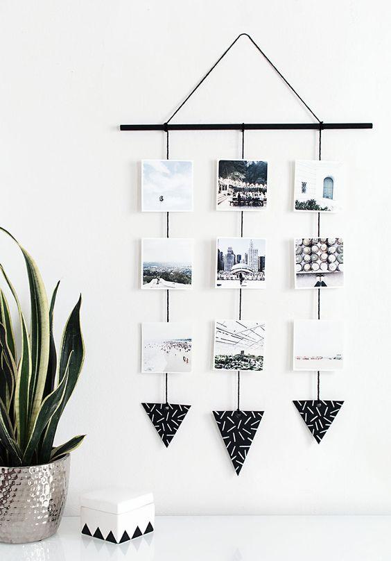 Décoration photo DIY