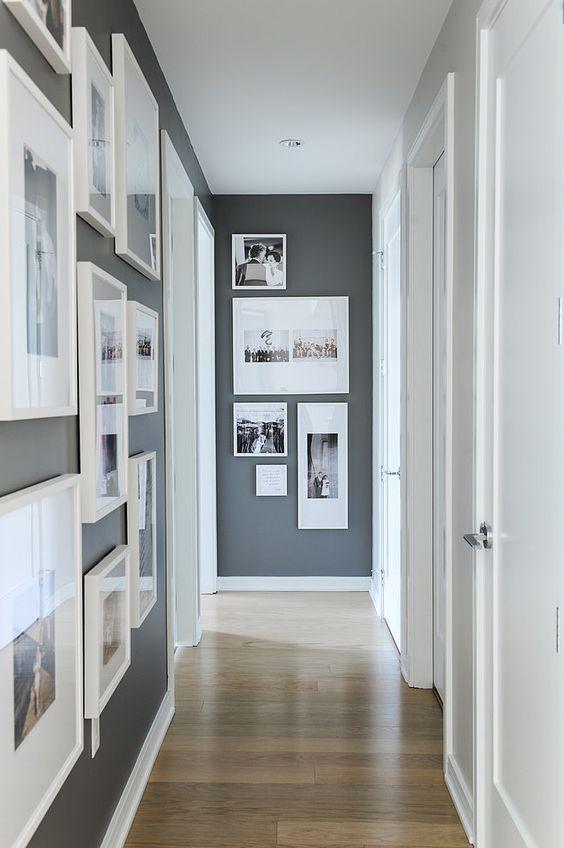 Des idées pour décorer et aménager un couloir - Floriane Lemarié