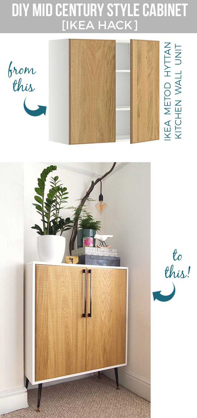 Diy Fabriquer Un Meuble Cabinet De Style Avec Un Placard De