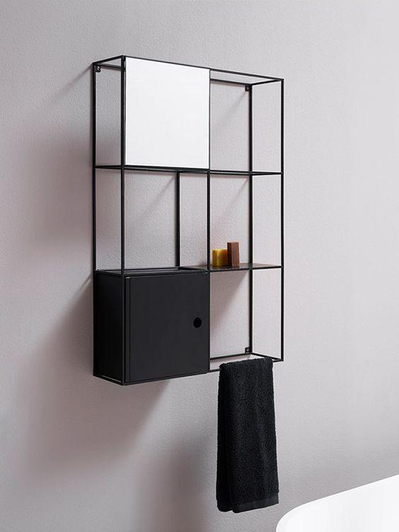 Design mobilier salle de bain
