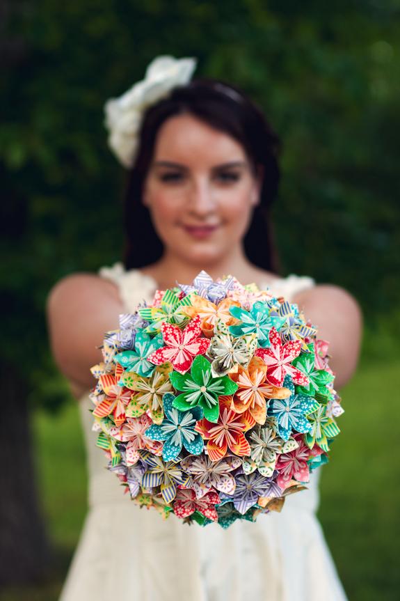 Bouquet de mariée éternel
